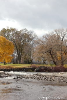 Rideau Locks, Smiths Falls, ON - November 2015 ©WandaQuinn